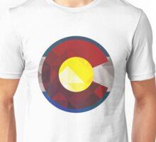 Colorado Flag C Unisex T-Shirt