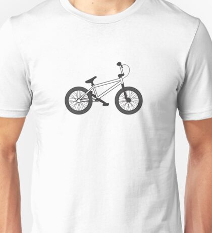 ride my bike Unisex T-Shirt