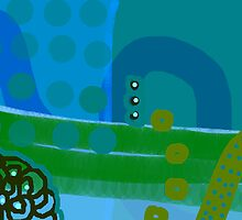 Blue Eco by Arttizan
