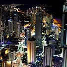 Gold Coast City from SkyPoint by Andi Surjanto