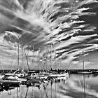 Summer reflections by Ulla Jensen