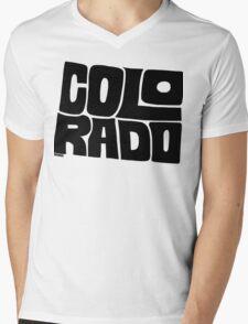 Colorado Mens V-Neck T-Shirt