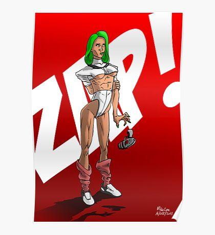 Zapper Girl Poster
