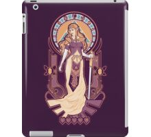 Zelda Nouveau iPad Case/Skin