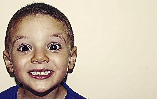 Happy! by Omar Dakhane