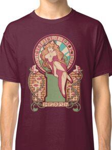 Peach Nouveau Classic T-Shirt
