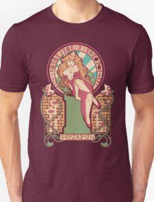Peach Nouveau Unisex T-Shirt