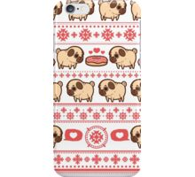 Puglie Christmas iPhone Case/Skin