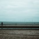 Another Place, Crosby Beach by emmycphoto