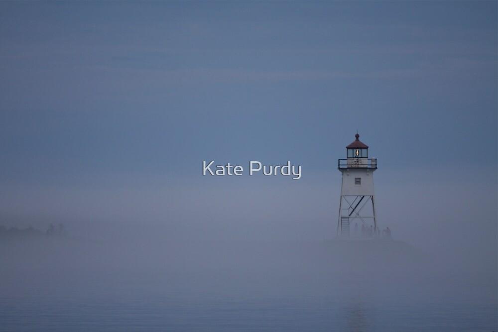 Fog Rolls In by Kate Purdy