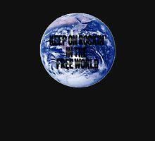 the free world Unisex T-Shirt