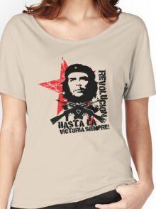 Hasta La Victoria Siempre! - Che Guevara T-Shirt Women's Relaxed Fit T-Shirt