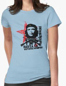 Hasta La Victoria Siempre! - Che Guevara T-Shirt Womens Fitted T-Shirt