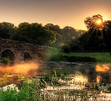 White Mill Bridge by banny