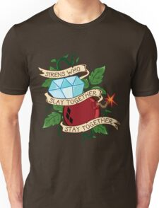 Slay Together, Stay Together - Gotham City Sirens Clean Unisex T-Shirt