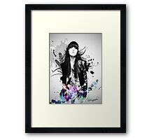Echoes of Life Framed Print