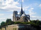 Our Lady of Paris - Notre Dame Cathedral, Paris by CalumCJL