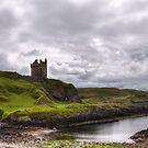 Gylen Castle by Xandru