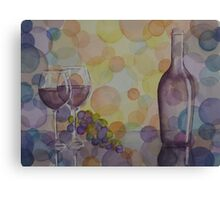 A Big Night Canvas Print