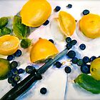 Juice...Lemons and Limes by  Janis Zroback