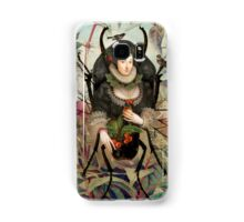 Spiderwoman Samsung Galaxy Case/Skin