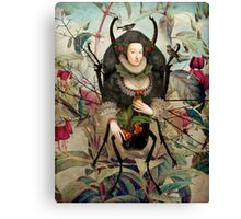Spiderwoman Canvas Print