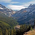 Washington Pass, North Cascades, Washington State by Rhonda R Clements