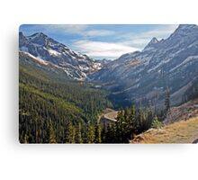 Washington Pass, North Cascades, Washington State Metal Print