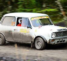 Mini Clubman 1275 GT by Willie Jackson