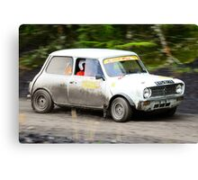 Mini Clubman 1275 GT Canvas Print