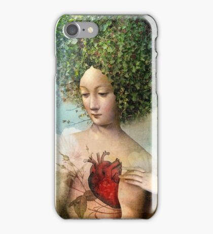 The Day I lost my Heart iPhone Case/Skin