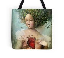 The Day I lost my Heart Tote Bag