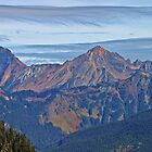 North Cascades by Rhonda R Clements