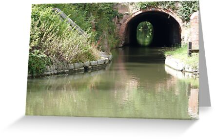 Drakeholes Tunnel by John Dunbar