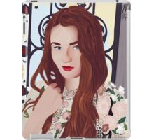 Sophie Turner iPad Case/Skin