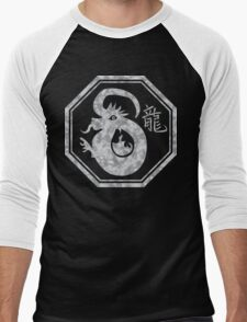 Chinese New Year of The Dragon Men's Baseball ¾ T-Shirt
