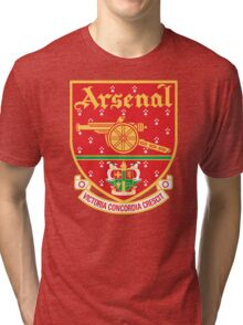Arsenal FC Retro Tri-blend T-Shirt
