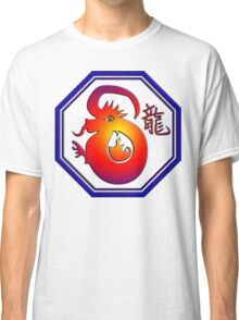 Chinese New Year of The Dragon Classic T-Shirt