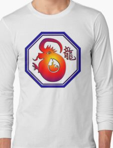 Chinese New Year of The Dragon Long Sleeve T-Shirt