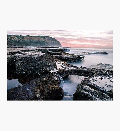 Bar Beach, NSW, Australia Photographic Print