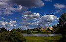 Framlingham Castle, Suffolk by Darren Burroughs