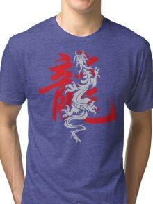 Chinese Zodiac Dragon Tri-blend T-Shirt