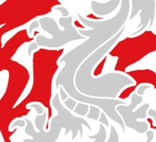 Chinese Zodiac Dragon Sticker