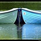Three Boats at Rest by markw123