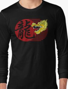 Chinese New Year Dragon Long Sleeve T-Shirt
