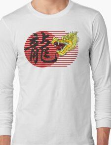 Chinese New Year Dragon Long Sleeve T-Shirt