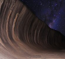 Wave Rock, Hyden, Western Australia by Marc Russo