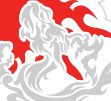 Chinese Dragon Sticker