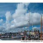 Arbroath Harbour Sky by markw123