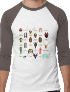 A Few Select Creatures Men's Baseball ¾ T-Shirt